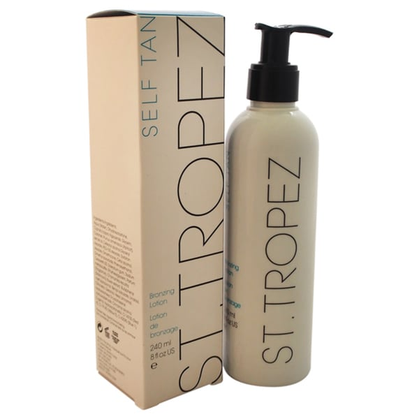 St. Tropez Self Tan Bronzing 8-ounce Lotion