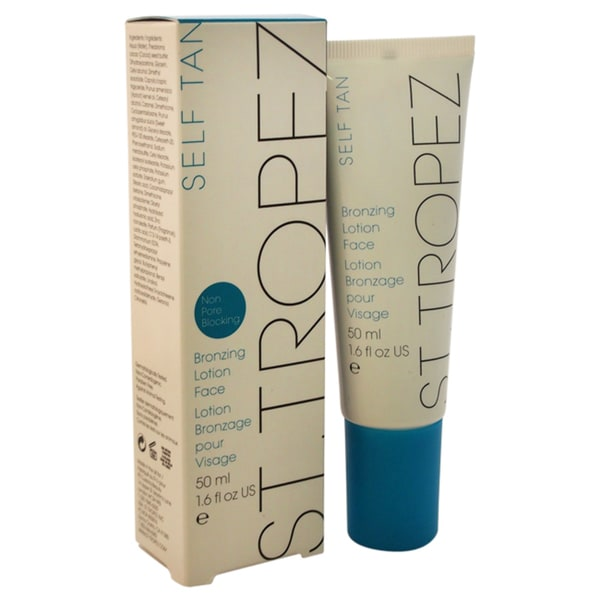 St. Tropez Self Tan Bronzing 1.6-ounce Face Lotion