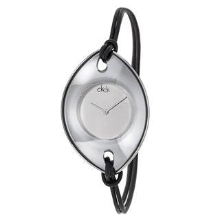 Calvin Klein Women's K3323660 'Suspension' Stainless Steel Swiss Quartz Watch