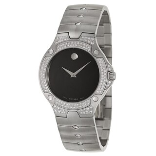 Movado Women's 0606829 'Sports Edition' Diamond Swiss Quartz Watch