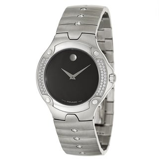 Movado Women's 0606830 'Sports Edition' Stainless Steel Swiss Quartz Watch