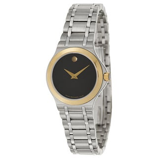 Movado Women's 0606466 Gold-plated Stainless Steel Swiss Quartz Watch