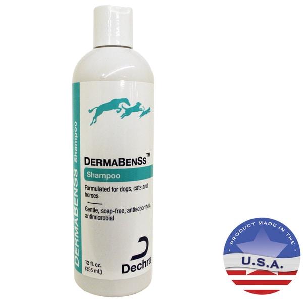 DermaBenSs Antimicrobial Antiseborrheic Pet Shampoo