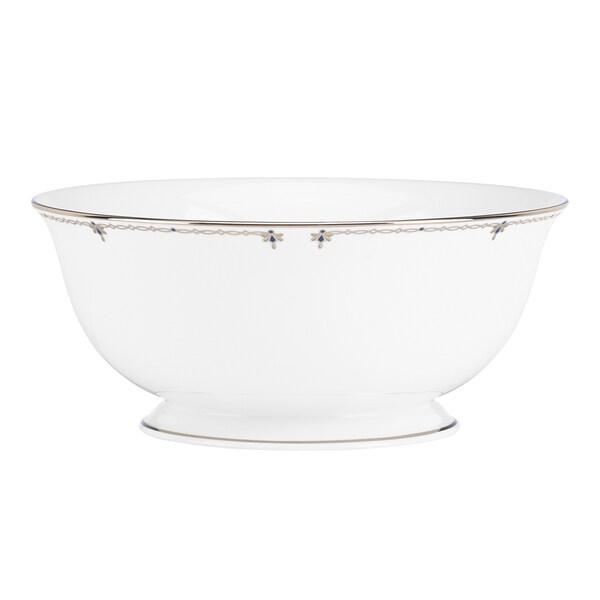 Sapphire Jewel Serving Bowl