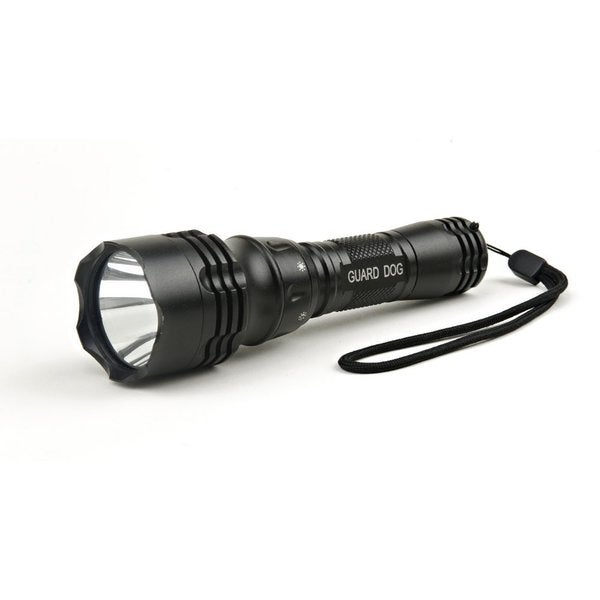 Guard Dog Marina 360 Lumen Waterproof Tactical Flashlight