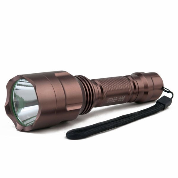 Guard Dog Orion 400 Lumen Waterproof Tactical Flashlight