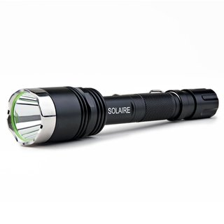 Guard Dog Solaire Tactical Flashlight 900 Lumen