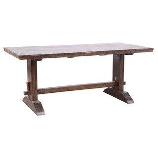 Armada Medium Brown Rectangular Dining Table