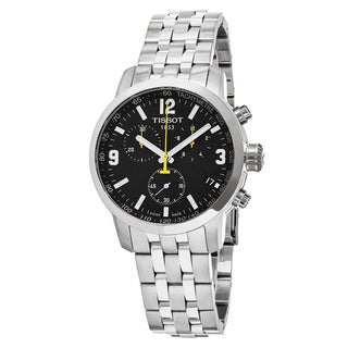 Tissot Men's PRC 200 42mm Swiss Chronograph Watch