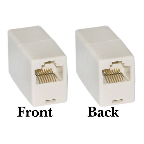 Offex RJ-45 Reverse Telephone Inline Coupler
