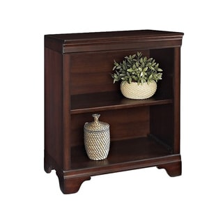 Mulberry Deveraux Cherry Finish 31-inch Bookcase