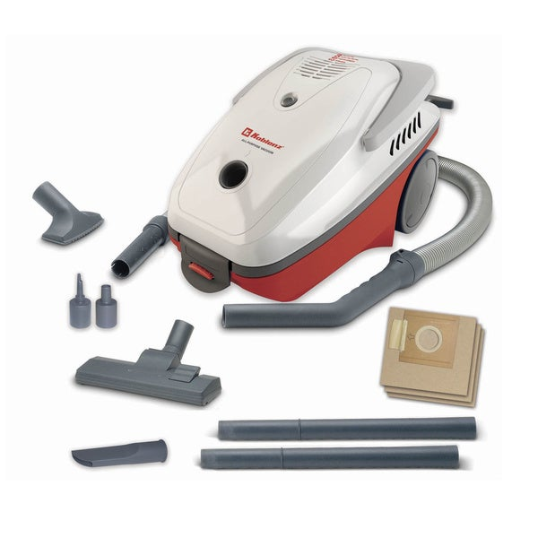 Koblenz All-purpose Wet/ Dry Canister Vacuum