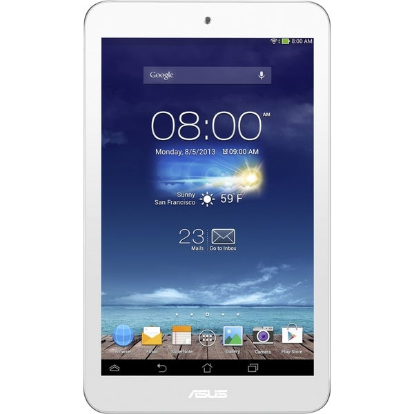 "Asus MeMO Pad 8 ME181C-A1-WH 16 GB Tablet - 8"" - In-plane Switching"