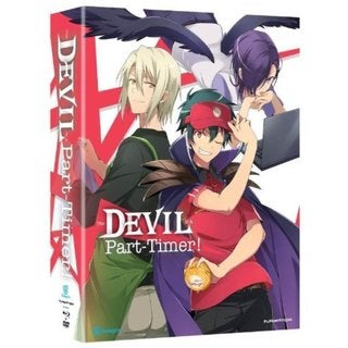Devil Is a Part Timer: Complete Series (Blu-ray/DVD) 12980762
