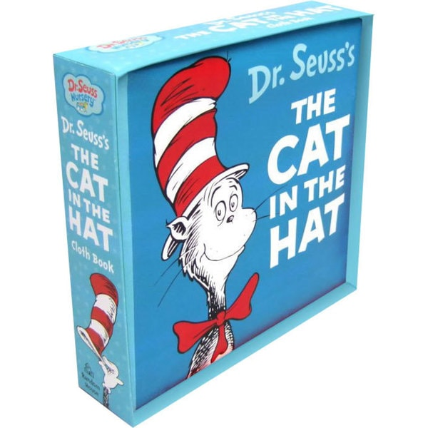 The Cat in the Hat (Rag book) 12980970