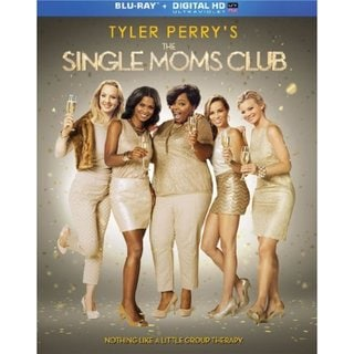Tyler Perry's The Single Moms Club (Blu-ray Disc) 12981374