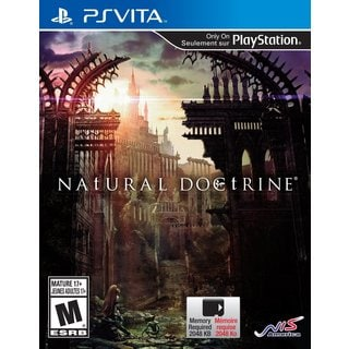 PS Vita - Natural Doctrine