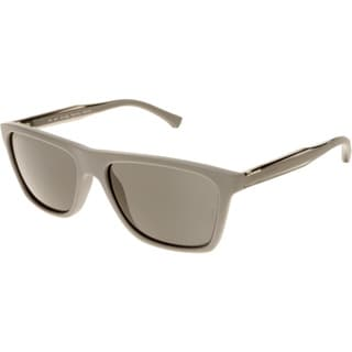 Emporio Armani Men's 'EA 4001' Grey/ Grey Sunglasses