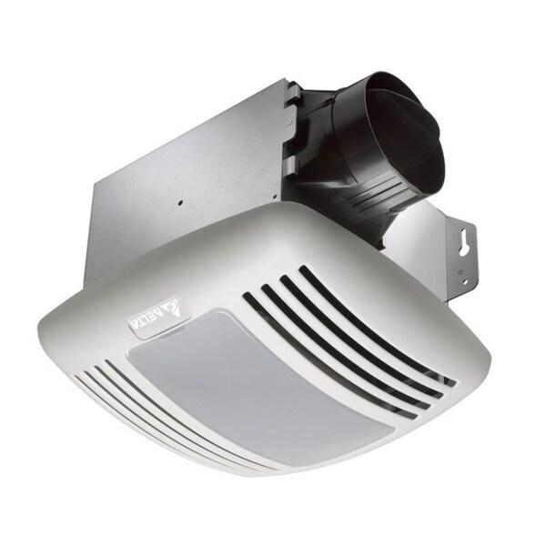 Delta Electronics Breez Green Builder Fan/ Light Combination 12982648