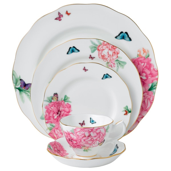 Miranda Kerr Royal Albert 5-piece Friendship Place Setting 12983375