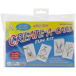 Wikki Stix CreateACard Kit