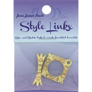 Style Linkx Toggle-Style 78 Toggle Gold, Gold