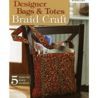 Braid Craft Books-Designer Bags & Totes