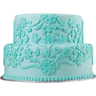 Fondant Gum Paste Mold-Lace