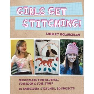 FunStitch Studio-Girls Get Stitching