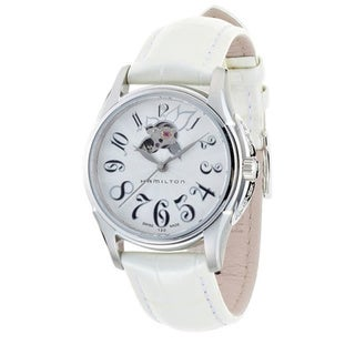 Hamilton Women's Automatic White Watch