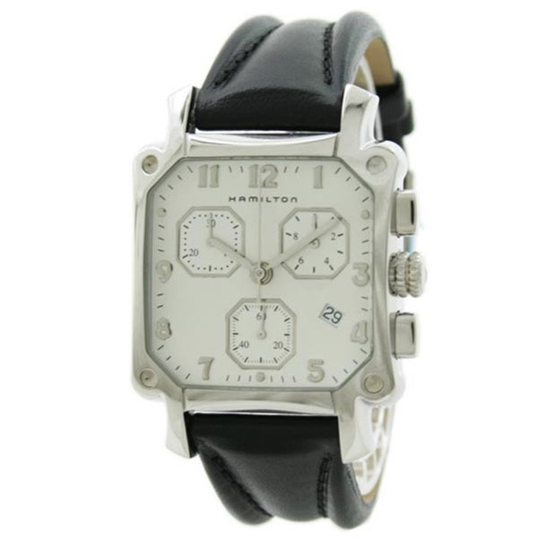 Hamilton Men's Lloyd Chronograph Watch