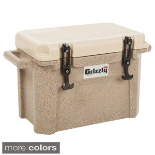 Grizzly 16B Mold-in Handles Cooler