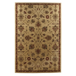 Signature Designs by Ashley Baltmore Beige Medium Rug (5' x 7')