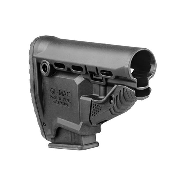 Mako GL-MAG Survival Buttstock with Built-in Magazine Carrier