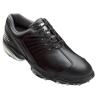 Footjoy Men's FJ Sports Black Golf Shoes