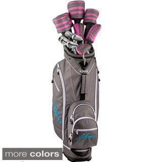 Adams Ladies Idea 12 Piece Golf Set