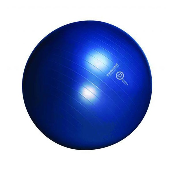 Resist-A-Ball Blue 75cm Stability Exercise Ball Kit