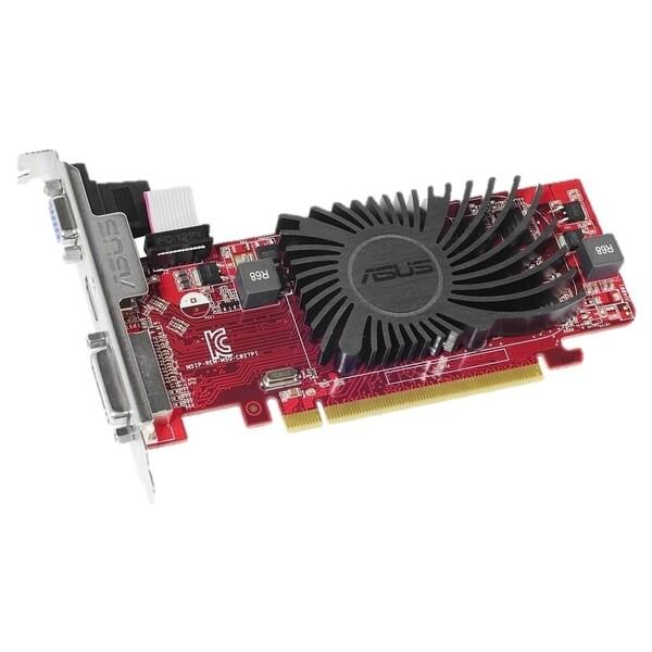 Asus R5230-SL-2GD3-L Radeon R5 230 Graphic Card - 650 MHz Core - 2 GB