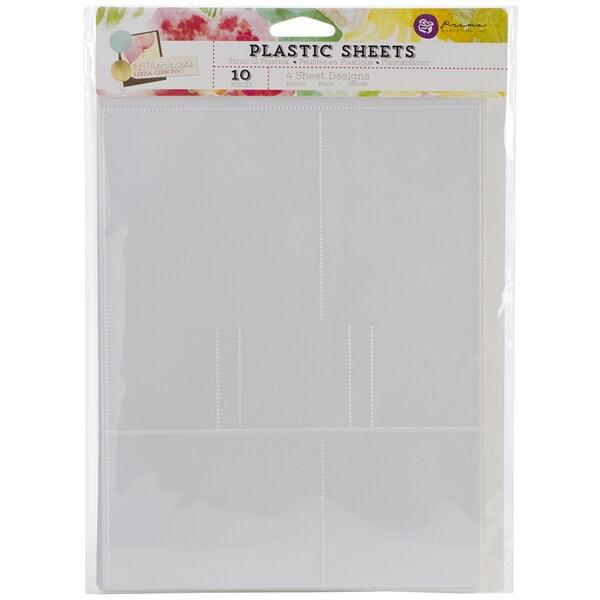Insta-Scrap Plastic Pocket Inserts 10/Pkg