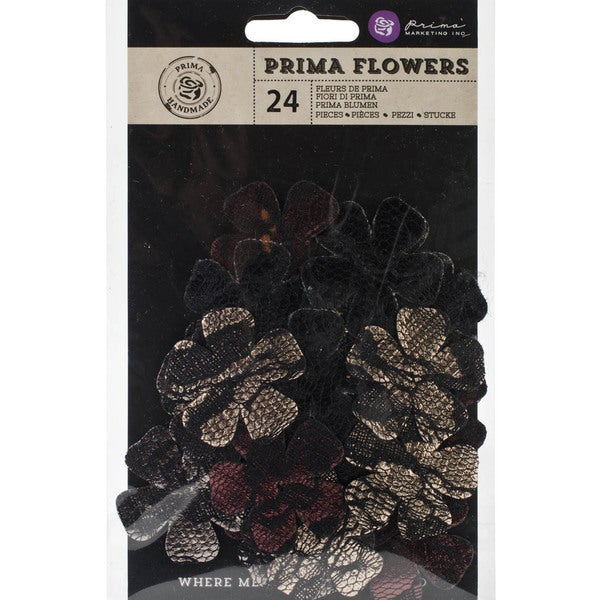Brillares Fabric Flowers-Beaming