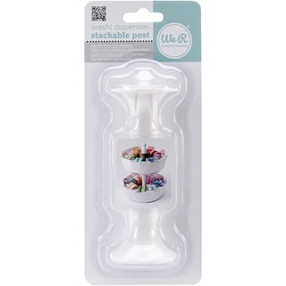"We R Washi Dispenser Stackable Post-4.5"", For Use With Dispenser 71144"