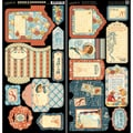 By The Sea Cardstock Die-Cuts 6