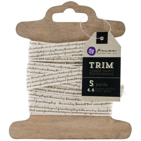 Trim 2 Yards/Pkg-Script