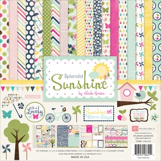 Splendid Sunshine Collection Kit 12inX12in