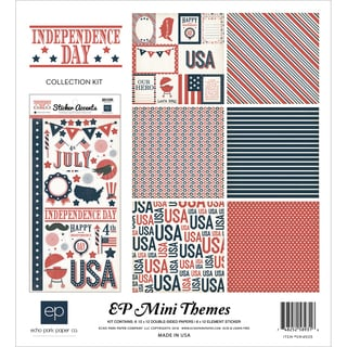 Independence Day Collection Kit 12inX12in