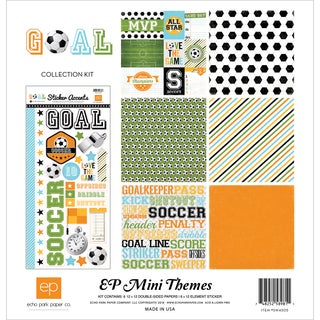 Goal Collection Kit 12inX12in