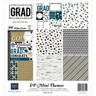 Grad Collection Kit 12inX12in
