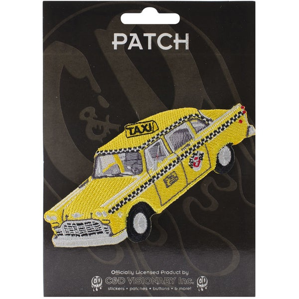 C&D Visionary Patches-Taxi Cab