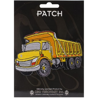 C&D Visionary Patches-Dump Truck