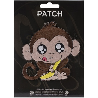 C&D Visionary Patches-Baby Monkey